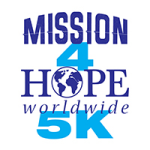Mission4HOPE Worldwide: 5K Run/Walk