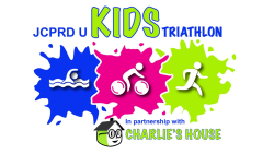 JCPRD Kids Triathlon in Partnership with Charlie's House