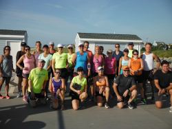 Half Marathon Training Program -Fall