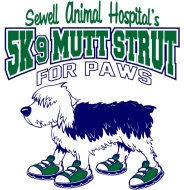 Sewell Animal Hospital's 5K-9 Mutt Strut