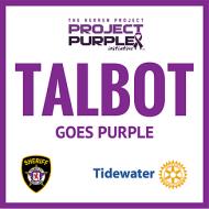 2nd Annual Talbot Goes Purple FREE 5K