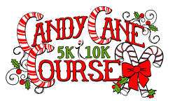 Candy Cane Course 5K / 10K St Louis