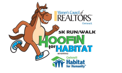 Hoofin for Habitat 5k