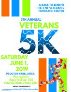 Veterans 5k (Utica)