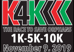 10th Annual Kick For Kenya: 5K, 10K,  1K &  Kids Fun Run