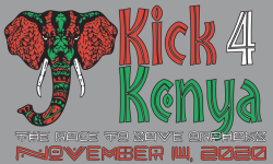 11th Annual Kick For Kenya: 5K, 10K,  1K &  Kids Fun Run