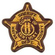 Tim Catron, Wayne County Sheriff