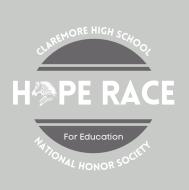Claremore Hope Race