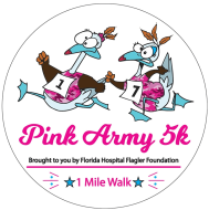 Pink Army 5K Run and 1 Mile Walk
