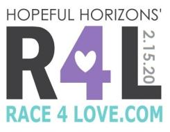 2020 Hopeful Horizons Race4Love 5k