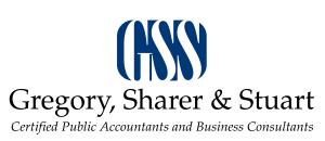 Gregory, Sharer & Stuart, CPAs