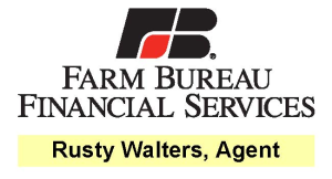 Farm Bureau Financial Services, Rusty Walters