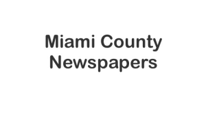 Miami County Newspapers