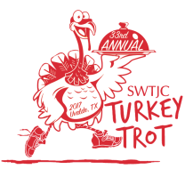 33rd ANNUAL TURKEY TROT: 5K, 10K, 1-Mile/1K Kids Run