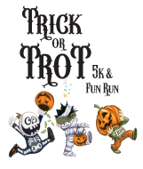 6th Annual Trick or Trot 5K & Fun Run
