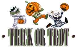 Trick or Trot 2017- CANCELED DUE TO WEATHER