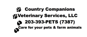 Country Companions Veterinary Service