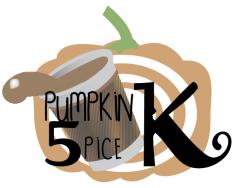 Pumpkin 5pice K Halloween Fun Run
