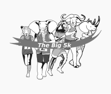 """BIG 5""K Run/Walk"