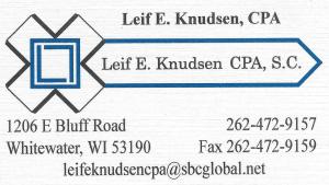Leif E Knudson
