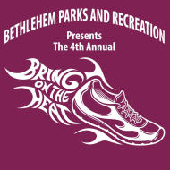 Bethlehem Park and Rec presents the Bring on the Heat 5K