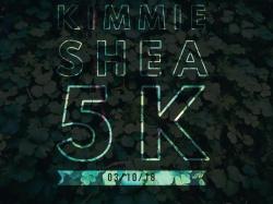 Kimmie Shea St. Patrick day 5k