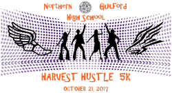 Northern Guilford High School Harvest Hustle 5K