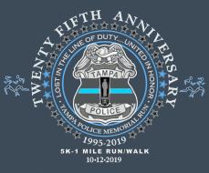 Tampa Police Memorial Run