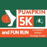Crown Point Pumpkin Patch Dash 5K Run/Walk & 1-Mile Kids Run