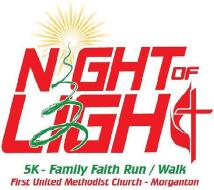 Night of Light 5K and Family Faith Run