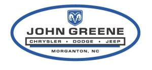 John Greene Chrysler Dodge Jeep RAM