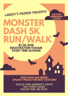 Liberty's Promise Monster Dash