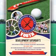 The Bermuda Hockey Federation Saturday Junior Program