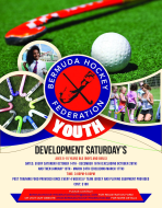 The Bermuda Hockey Federation Saturday Junior Program