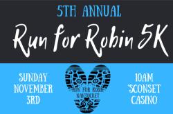 Run for Robin 5k