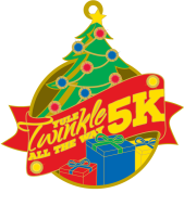 Yule Twinkle All The Way 5K