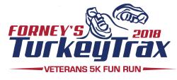 Forney's Turkey Trax Veterans 5K Fun Run