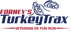 Forney's Turkey Trax Veterans 5K Run and Walk