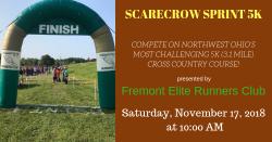 Scarecrow Sprint 5K