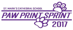 St. Mark's Paw Print Sprint 5k