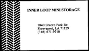 Inner Loop Storage