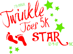 7th Annual Twinkle Toes 5K & 1 Mile Fun Run