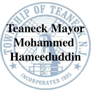 Mayor Mohammed Hameedudin