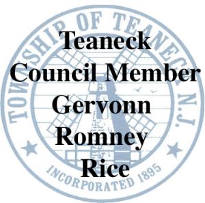 Gervonn Romney Rice - Town Council Member