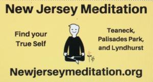 New Jersey Meditation