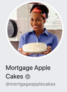 Mortgage Apple Cakes
