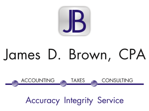 Teaneck, NJ Tax Preparation and Accounting | James D. Brown, CPA