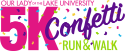 OLLU Confetti 5K Run/Walk