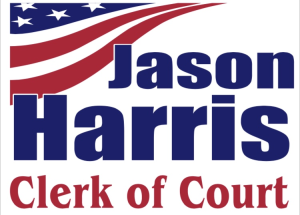 Jason Harris, Livingston Parish Clerk of Court