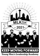 MLK 5K 2021 5th Annual!           ( 1st VIRTUAL)